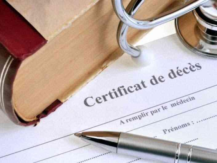 Certificado de Defunción (Puerto Rico)