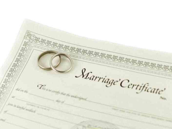 Certificado de Matrimonio (Puerto Rico)